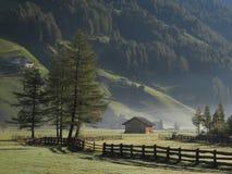Reintal Hütte stockfotografie
