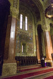 Reintregirii cathedral - interior view Royalty Free Stock Image