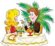 Reis 015 van het huwelijk royalty-vrije illustratie