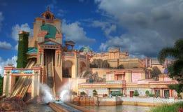 Reis aan Atlantis Royalty-vrije Stock Afbeeldingen