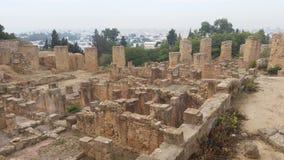 Reis aan Carthago royalty-vrije stock foto