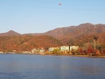 Reis aan Korea Stock Foto's