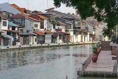 Reis aan Malacca stock afbeelding