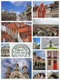 Reis België Stock Foto's