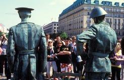 Reis Berlijn royalty-vrije stock foto's