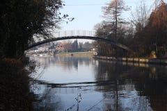 Reis Britse oriëntatiepunten Surrey Royalty-vrije Stock Afbeeldingen