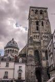 Reis Charlemagne reizen frankrijk stock foto