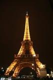 Reis d'Eiffel Royalty-vrije Stock Foto's