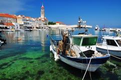 Reis Dalmatië Sutivan Royalty-vrije Stock Fotografie