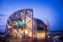 Reis in de Stad van Azië - Seoel van Zuid-Korea stock afbeelding
