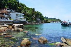 Reis dos Angra в Бразилии Стоковое Фото