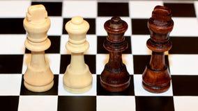 Reis e Queens 3 Imagens de Stock