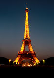 Reis Eiffel stock fotografie