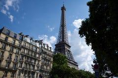 Reis Eiffel royalty-vrije stock afbeeldingen
