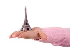 Reis Eiffel royalty-vrije stock foto