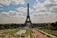 Reis Eiffel Stock Afbeeldingen