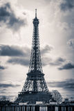 Reis Eiffel Parijs Stock Fotografie