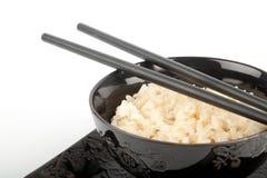 Reis in einer Schüssel Lizenzfreie Stockfotografie