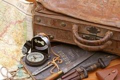 Reis en avontuur Royalty-vrije Stock Afbeeldingen