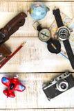 Reis en vakantieplannen Royalty-vrije Stock Foto's