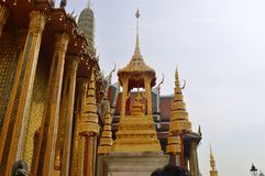 REIS EXTERIOR CONSTRUÇÃO BANGUECOQUE TAILÂNDIA Fotos de Stock