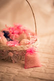 Reis für die Hochzeit Lizenzfreies Stockbild