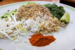 Reis gemischt stockbild