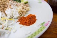 Reis gemischt stockfotos