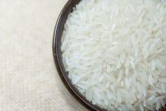 Reis im keramischen Glas Lizenzfreie Stockbilder