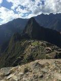 Reis Machu Picchu stock foto's