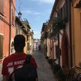 Reis naar Venetië Stock Afbeeldingen