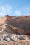 Reis in Negev-woestijn, Israël Royalty-vrije Stock Foto