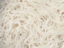 Reis-Nudel-Asiat-Nahrung stockbilder
