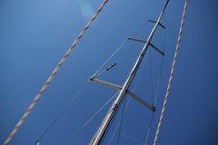 Reis op een boot Stock Fotografie