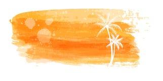 Reis oranje achtergrond Stock Foto