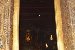 REIS PALÁCIO CONSTRUÇÃO BANGUECOQUE TAILÂNDIA Imagens de Stock