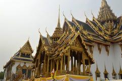 REIS PALÁCIO CONSTRUÇÃO BANGUECOQUE TAILÂNDIA Fotos de Stock