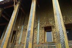 REIS PALÁCIO CONSTRUÇÃO BANGUECOQUE TAILÂNDIA Foto de Stock