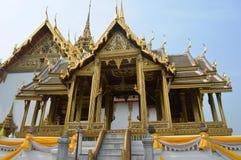 REIS PALÁCIO CONSTRUÇÃO BANGUECOQUE TAILÂNDIA Imagem de Stock Royalty Free