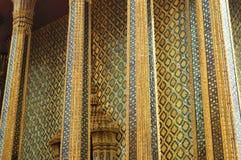 REIS PALÁCIO INTERIOR BANGUECOQUE TAILÂNDIA Imagem de Stock Royalty Free