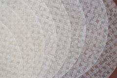 Reis-Papier Stockfotos