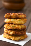 Reis-Pastetchen oder Stückchen stockfoto