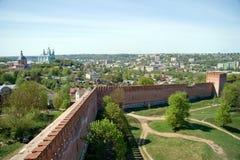 Reis in Rusland. Smolensk. Stock Afbeeldingen