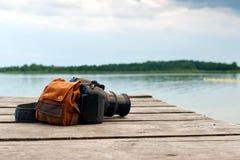 Reis of vakantiesfotografie Royalty-vrije Stock Afbeeldingen