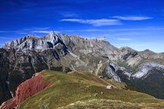 Reis van de Pyreneeën Royalty-vrije Stock Foto