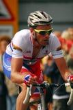 Reis van het Ras van de Cyclus van Groot-Brittannië - Dag 4 Stock Foto