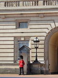 Reis van plicht voor de Koningin stock fotografie
