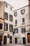 Reis in Venetië Italië Stock Foto