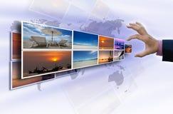 Reise Lizenzfreie Stockfotografie