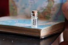 Reise-Angebote Stockfotos